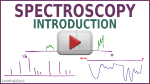 Spectroscopy Introduction NMR IR Mass Spect in Organic Chemistry by Leah4sci