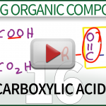 Naming Carboxylic Acids Tutorial by Leah4sci Orgo
