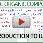 Naming Organic Compounds IUPAC Tutorial Video Leah4sci