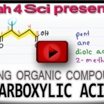 Nomenclature Tutorial Video 16 carboxylic acids