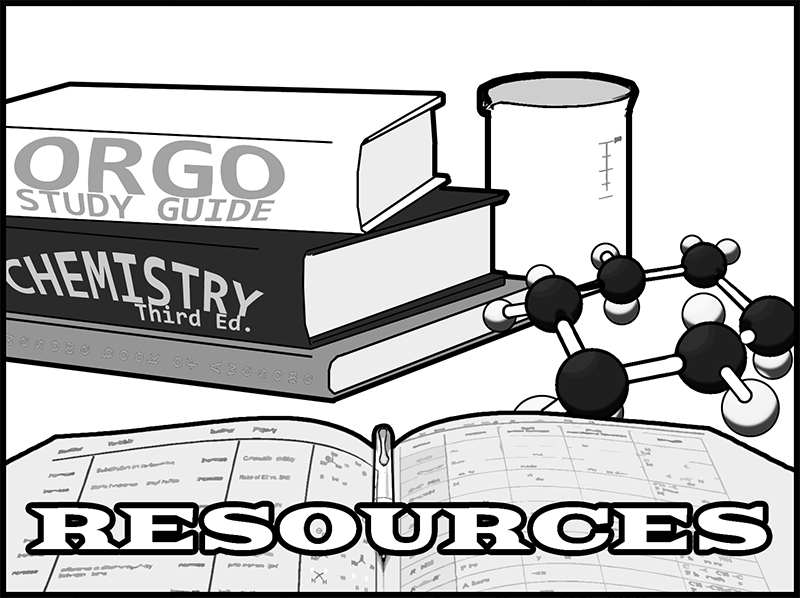 Top 5 Must Have Resources For Surviving Organic Chemistry