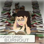 avoid organic chemistry study burnout