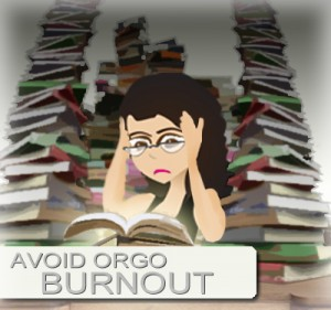 avoid organic chemistry study burnout