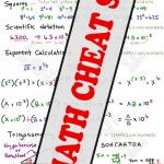 mcat math cheat sheet preview