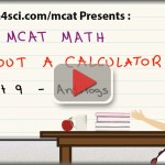 mcat math without a calculator vid 9 antilogs