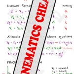 Kinematics Cheat Sheet MCAT Physics Study Guide Preview