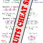 Circuits Cheat Sheet Preview