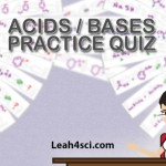 Acids and Bases practice problems organic chemistry