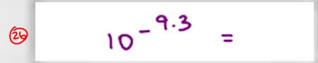 MCAT Math Practice Question 26