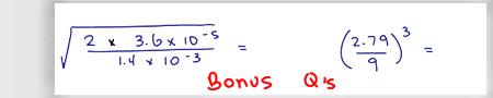 MCAT Math Practice Question 28