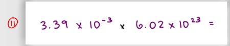MCAT Math Practice Question 11