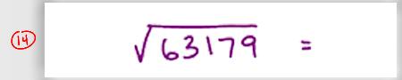 MCAT Math Practice Question 14