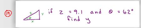 MCAT Math Practice Question 19