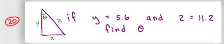 MCAT Math Practice Question 20