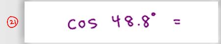 MCAT Math Practice Question 21