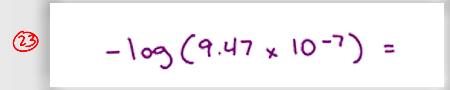 MCAT Math Practice Question 23
