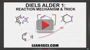 Diels Alder Reaction Mechanism Video by Leah Fisch