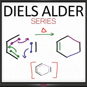 Diels Alder Reaction Tutorial Video Series by Leah4sci