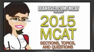 mcat sections topics and questions