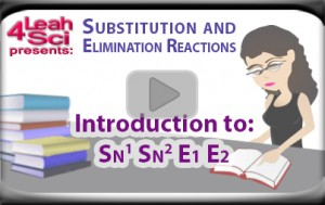 Introduction to Nucleophilic Substitution and Beta Eliminatios Reactions tutorial video