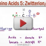 Zwitterion and Amino Acid Charges given pH pKa tutorial video