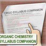 Ace Organic Chemistry Syllabus Companion by Leah4sci Leah Fisch