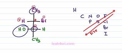 Fischer Projection Stereochemistry 3