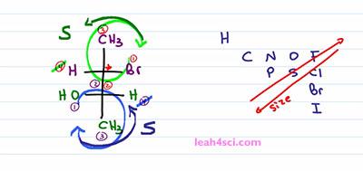 Fischer Projection Stereochemistry 4