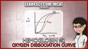 oxyhemoglobin dissociation curve right and left shift by Leah fisch