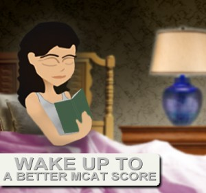 Wake up to a better MCAT score by improvig your sleeping habits