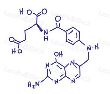 Folic Acid Structure Functional Groups Organic Chemistry Practice Quiz