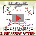 Key Arrow Patterns in Drawing Resonance Structures by Leah4sci