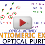 Enantiomeric Excess Percent Optical Purity in Series by Leah4sci