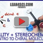 Introduction to stereochemsitry enantiomers and chiral molecules by Leah4sci