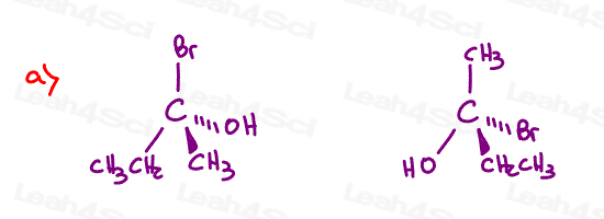 Stereochemistry Practice Chirality R and S a
