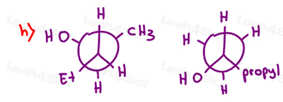 Stereochemistry Practice Chirality R and S h