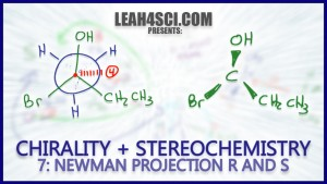Newman Projection Stereochemistry Finding R and S configurations by Leah Fisch
