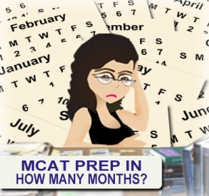 mcat prep in how many months study advice by leah4sci