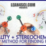 swap method for r and s stereochemistry