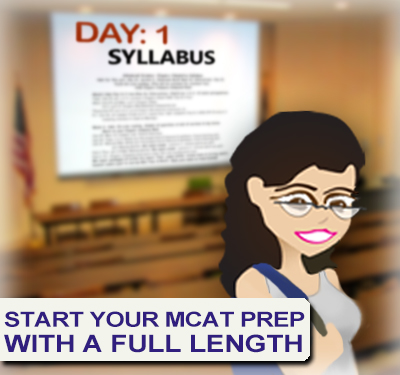 The Best Time to Take Your 1st MCAT Practice Test -