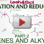 Alkenes & Alkynes Oxidation Reduction and Oxidative Cleavage Leah Fisch