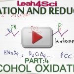 Oxidation of Alcohols to Aldehyde Ketone and Carboxylic Acid Video by Leah4sci