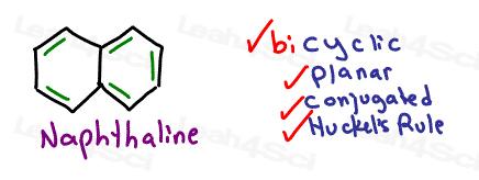 Aromaticity polycyclic aromatic hydrocarbon naphthaline