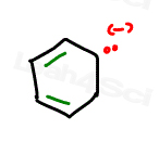 aromaticity tutorial 6-member cyclic anion
