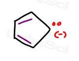cyclopentadienyl anion aromaticity tutorial