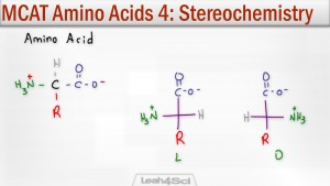 Amino Acid Stereochemistry tutorial R and S D and L