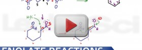 Intramolecular Aldol Condensation Reaction and Mechanism tutorial video