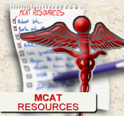 MCAT resources