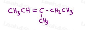 3-methyl-2-pentene
