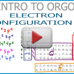 Electronic Configuration Organic Chemistry shortcut Noble Gas KerneL video Leah4sci